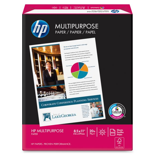 HP Multi-Purpose White Copy Paper