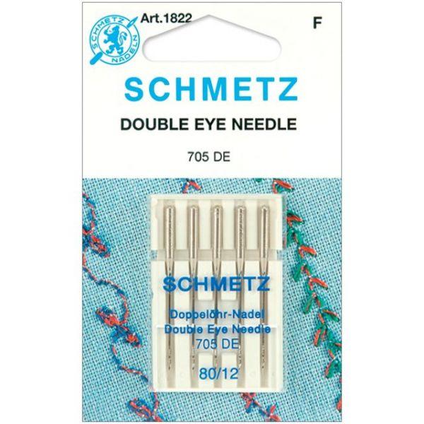 Double Eye Machine Needles