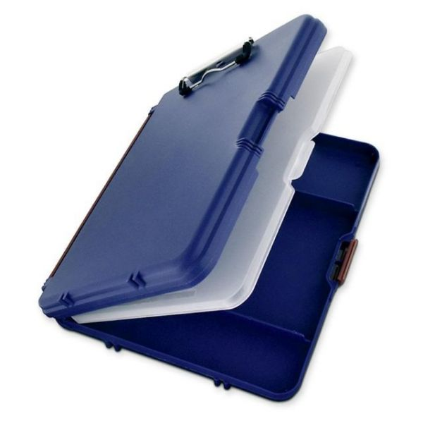 Saunders WorkMate II Divided Sectn Poly Clipboard