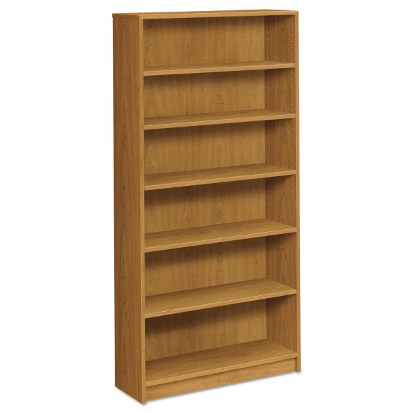 HON 1870 Series 6-Shelf Bookcase