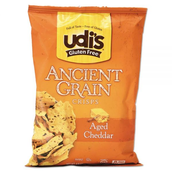 udi's Gluten Free Ancient Grain Crisps