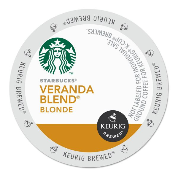 Starbucks Veranda Blend Coffee K-Cups