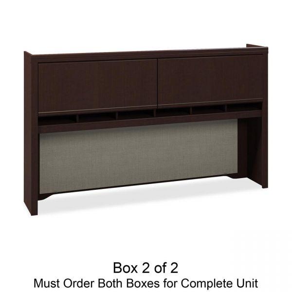 bbf Enterprise Tall Hutch Box 2 of 2 by Bush Furniture
