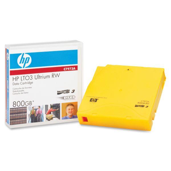 HPE LTO3 Ultrium RW Data Cartridge