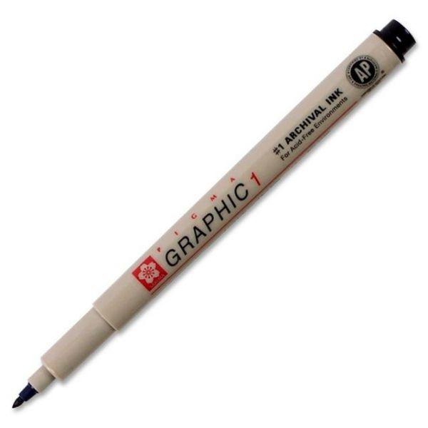Sakura of America 1.0mm Bullet Pt Fade-resistant Graphic Pens