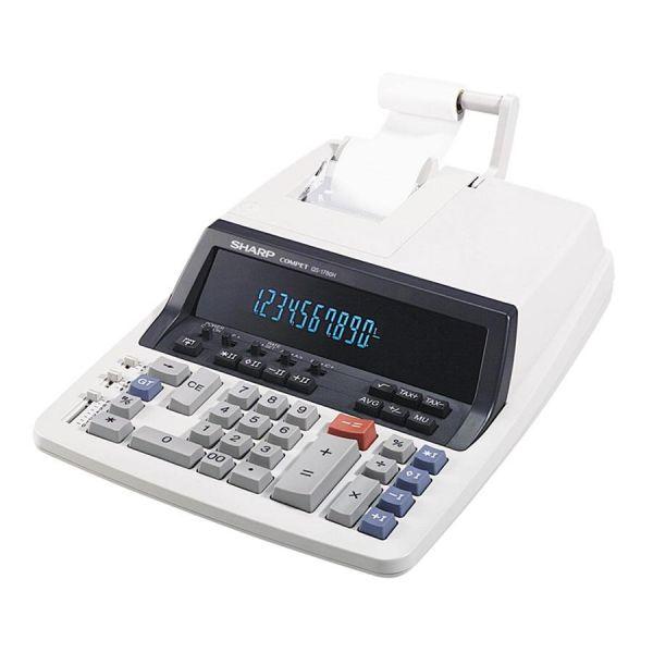 Sharp Calculators QS1760H Commercial Printing Calculator