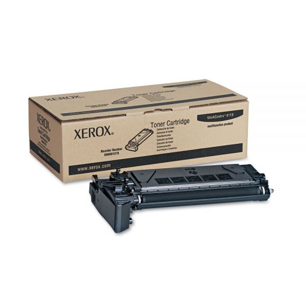 Xerox 006R01278 Black Toner Cartridge