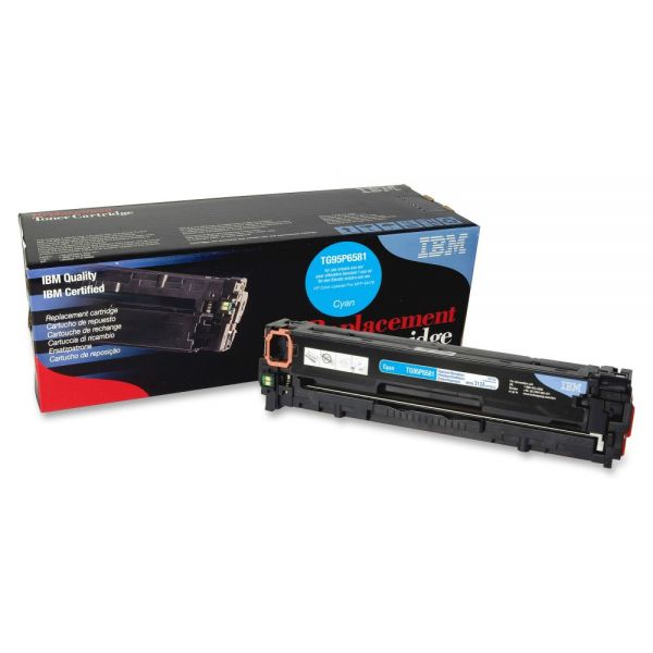 IBM Remanufactured HP (CF381A) Toner Cartridge