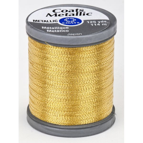 Coats Metallic Embroidery Thread (S990_9430)