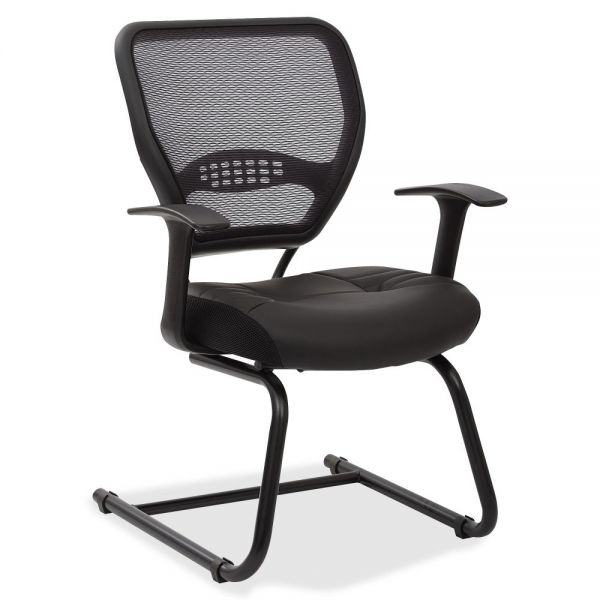 Space Seating Professional Air Grid Back Visitors Chair