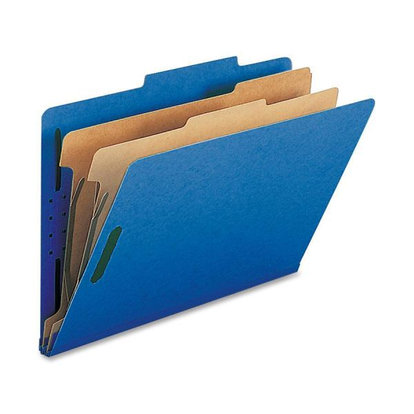 Nature Saver Midnight Blue Classification Folders
