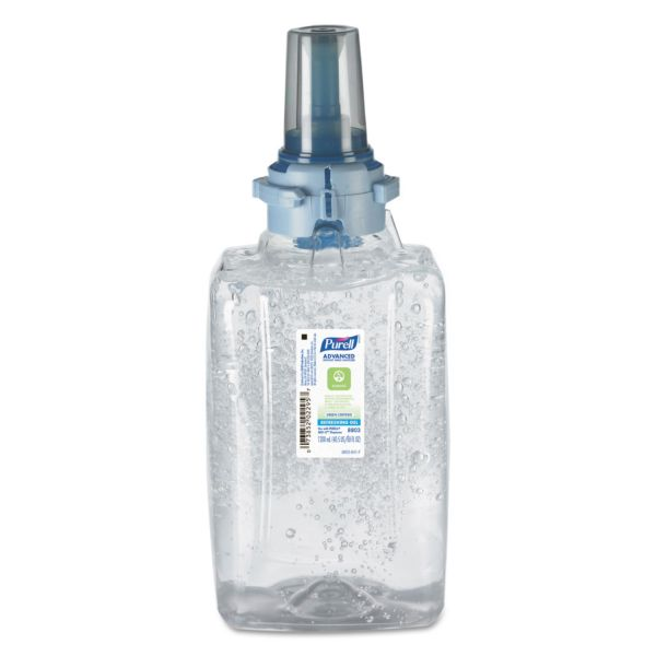 Purell Advanced Green Certified Instant Gel Hand Sanitizer Refill