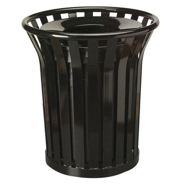 United Americana Series Open-Top 36 Gallon Trash Can