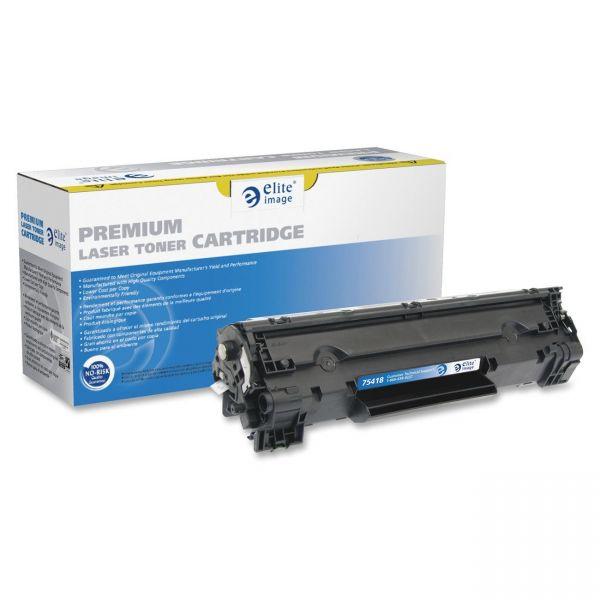 Elite Image Remanufactured HP 13X (Q2613X) High Yield MICR Toner Cartridge