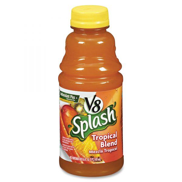 V8 Splash Fruit Juice