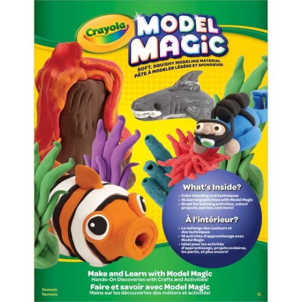 Crayola Model Magic Idea Book