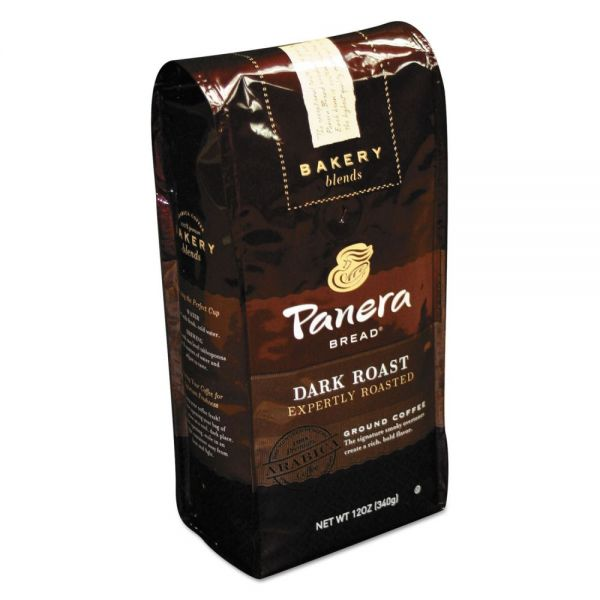 Panera Bread Dark Roast Ground Coffee (3/4 lb)