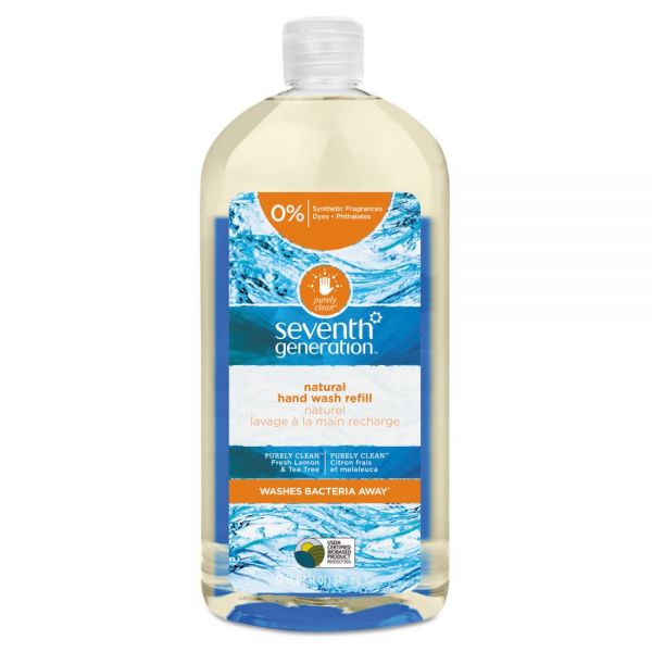 Seventh Generation Natural Hand Wash Refill
