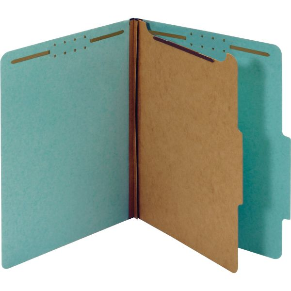 Globe-Weis Recycled Classification File Folder