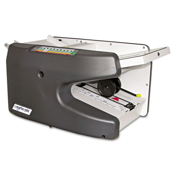 Martin Yale 1611 Ease-of-Use Paper Folding Machine