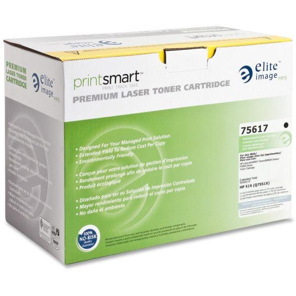 Elite Image Remanufactured HP Q7551X Toner Cartridge