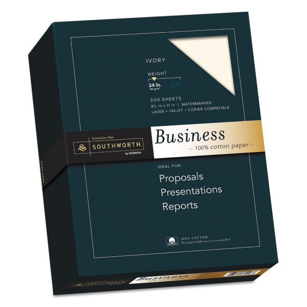 Southworth Connoisseur Exceptional Business Paper