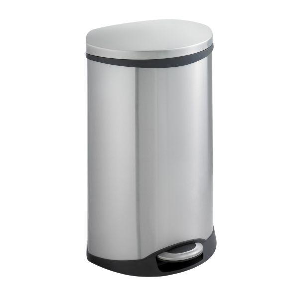 Safco Step-On 12.5 Gallon Trash Can