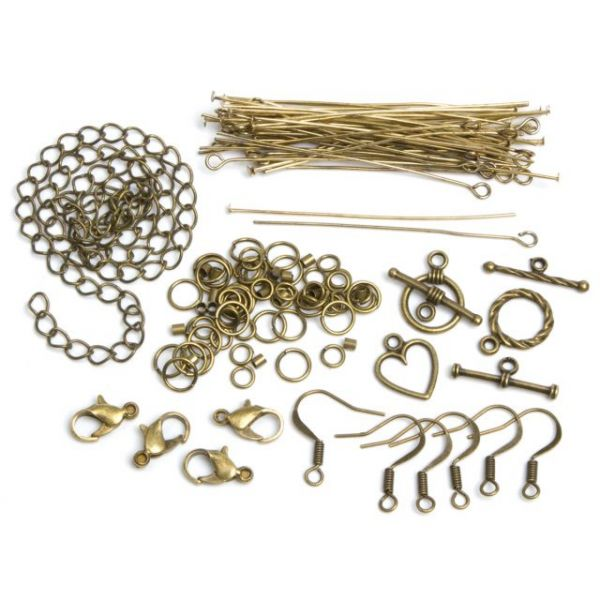 Jewelry Basics Metal Findings 145/Pkg