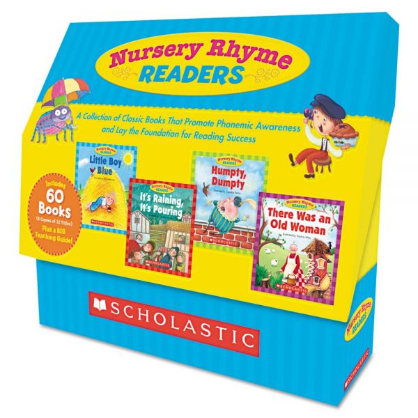 Scholastic Nursey Rhyme Readers