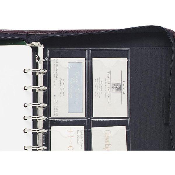 Day-Timer Folio Business/Credit Card Holder