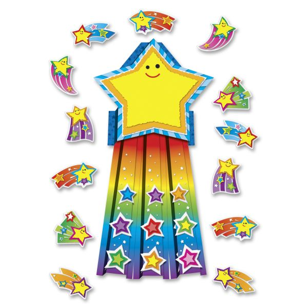 Shooting Stars Bulletin Board Set