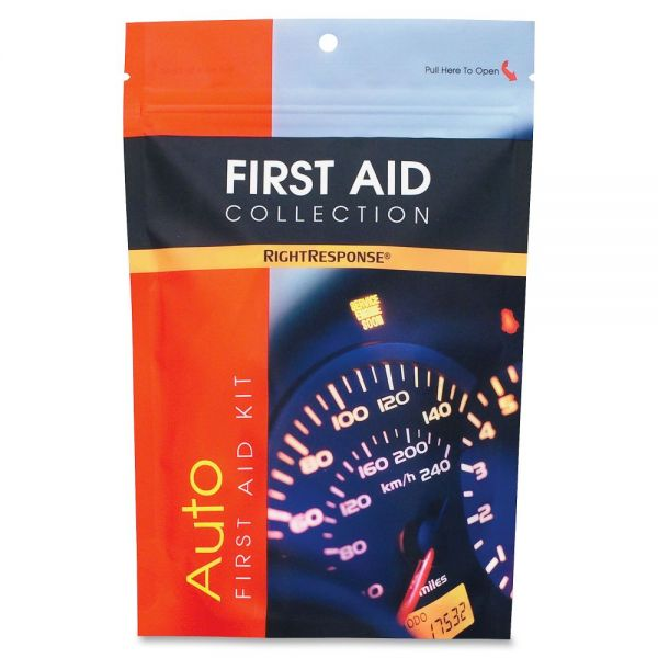 First Aid Collection Auto First Aid Kit