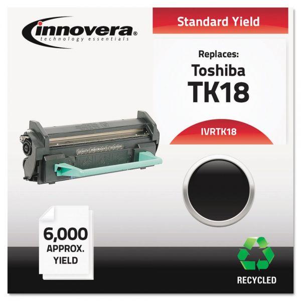 Innovera Remanufactured Toshiba TK18 Toner Cartridge