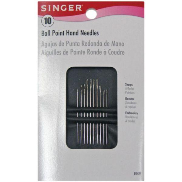 Singer Ball Point Hand Needles