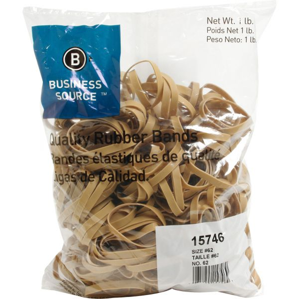 Business Source #62 Rubber Bands