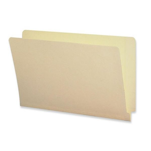 Sparco Shelf-Master Legal Size End Tab File Folders