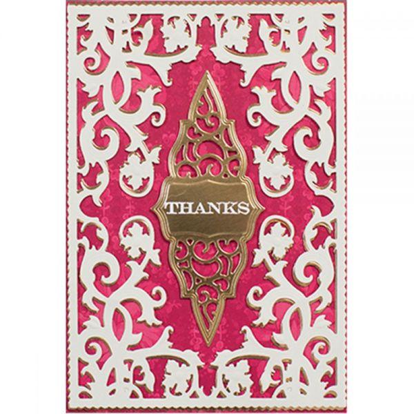 Spellbinders Card Creator Die