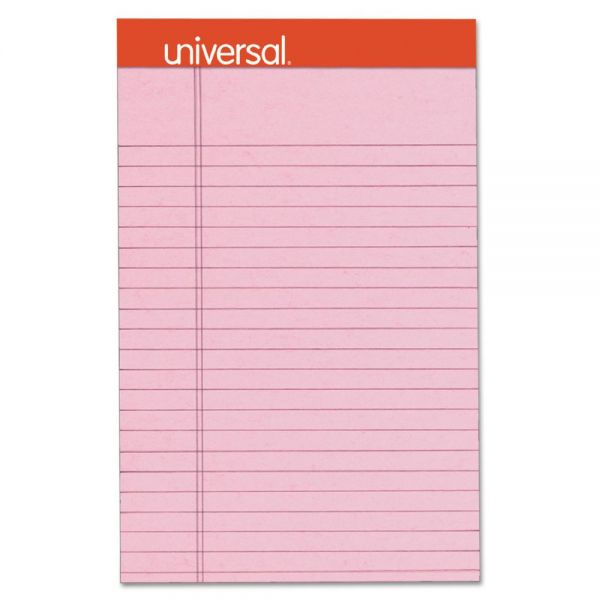 Universal Fashion-Colored Junior Legal Pads