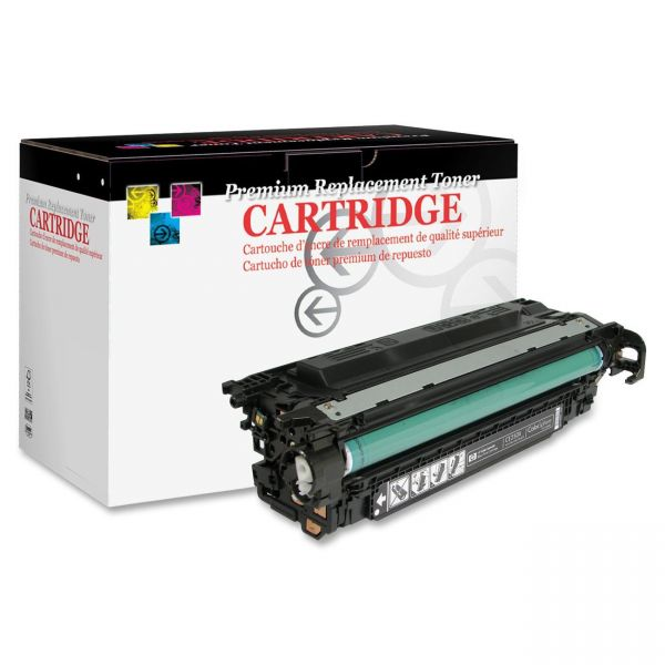 West Point Products Remanufactured HP CE250A Black Toner Cartridge
