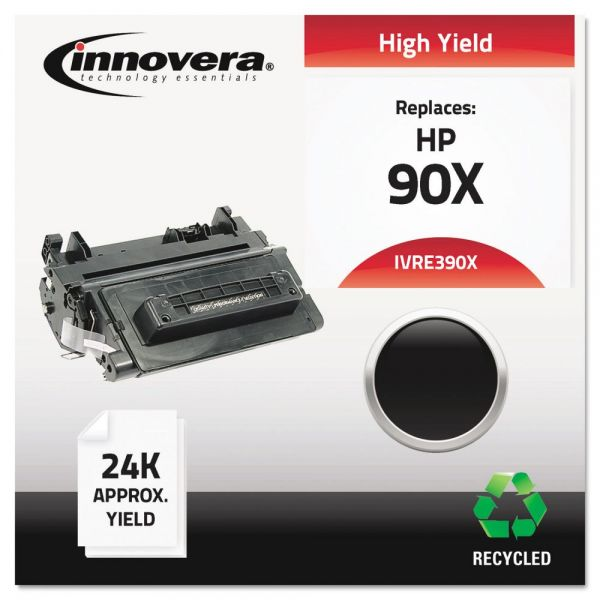 Innovera Remanufactured HP 90X High-Yield Toner Cartridge