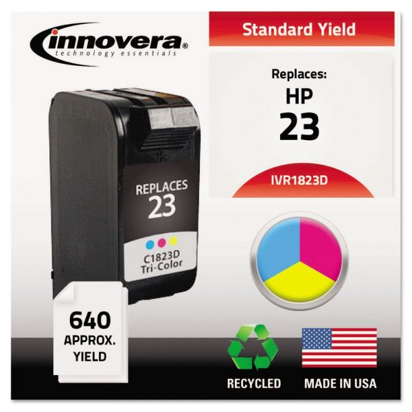 Innovera Remanufactured HP 23 Ink Cartridge