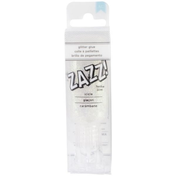 Zazz! Glitter Glue .5oz
