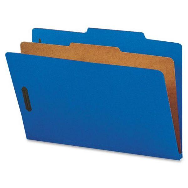 Nature Saver Top-Tab Dark Blue Classification Folders