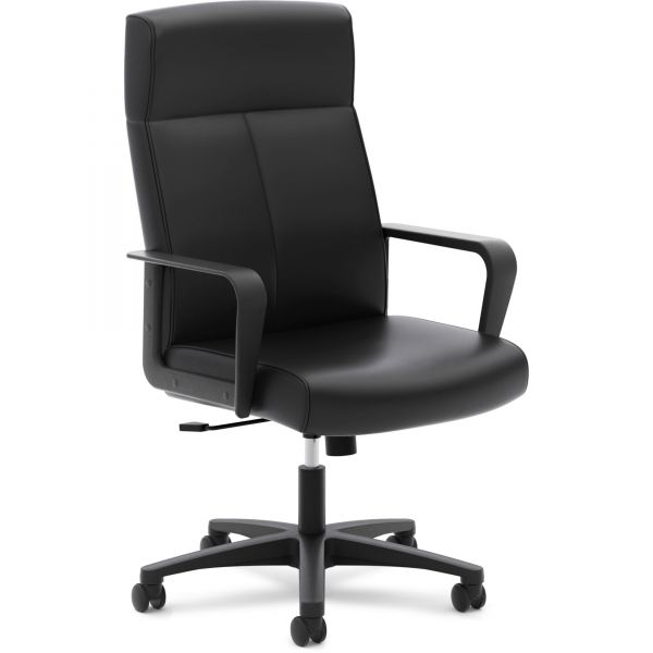 basyx by HON HVL604 High-Back Executive Office Chair