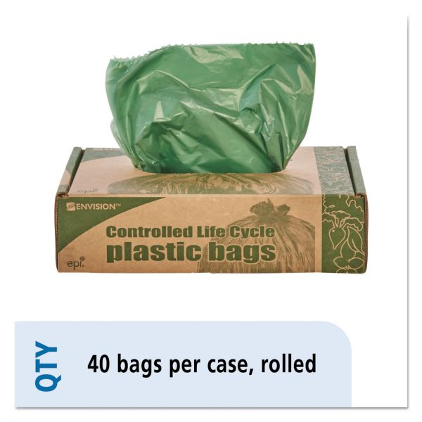 Stout EcoDegradable 33 Gallon Trash Bags