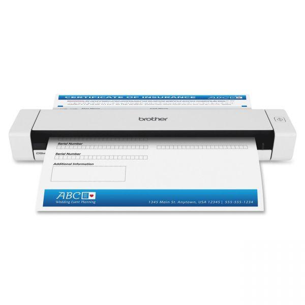 Brother DSmobile DS-620 - Sheetfed Mobile Scanner
