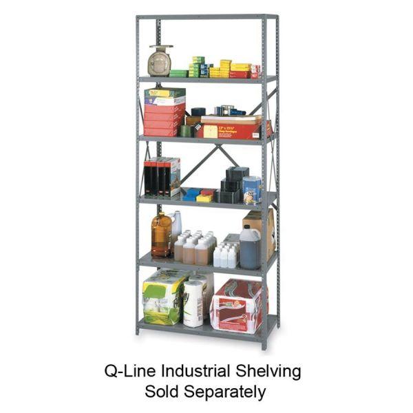 Tennsco Q-Line Universal Posts