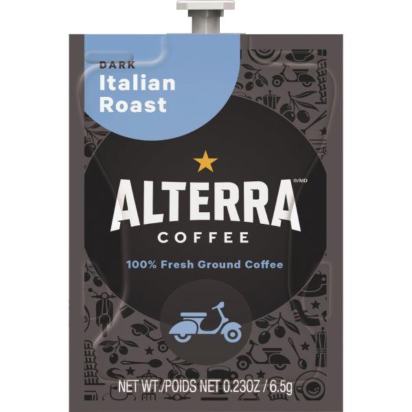 Alterra Italian Roast Coffee Freshpacks