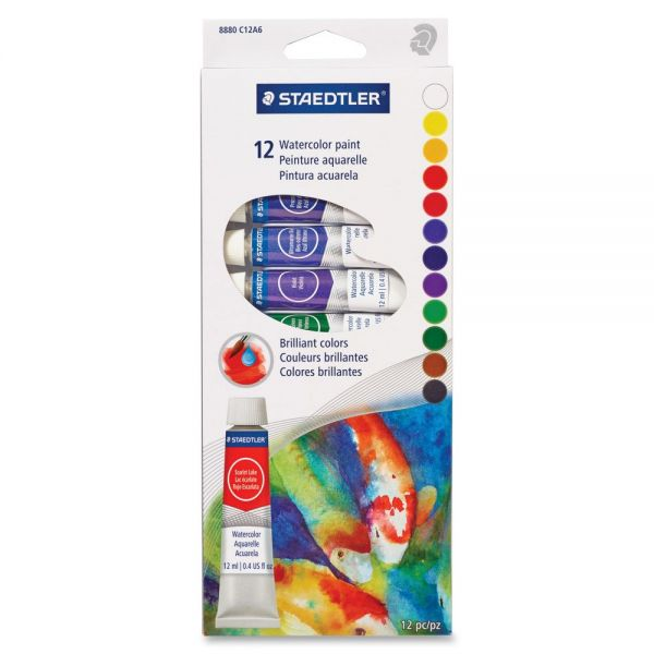 Staedtler Watercolor Paints