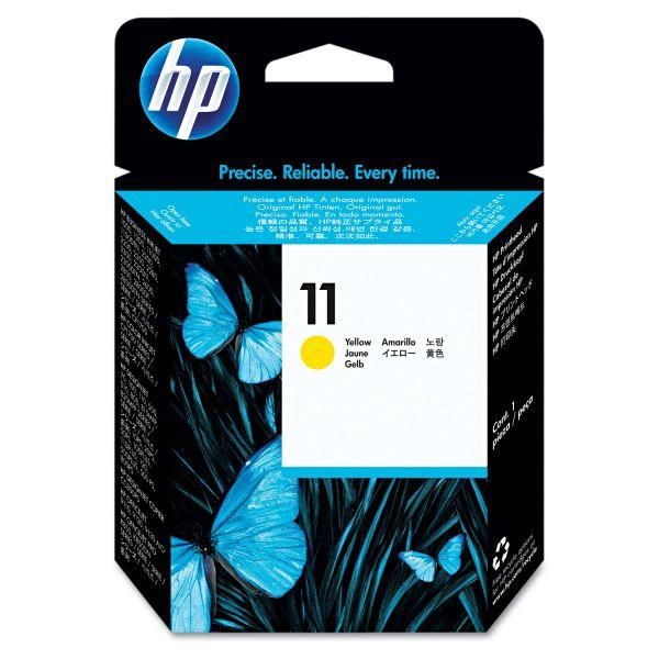 HP 11 Yellow Printhead (C4813A)